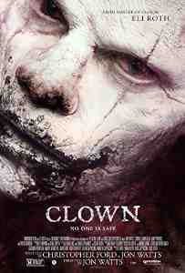 Clown Blu ray Andy Powers