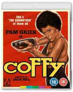 Coffy Blu ray Pam Grier