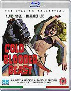 Cold Blooded Beast Blu-ray