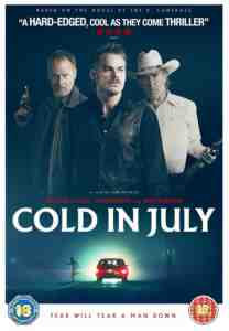 Cold July DVD Michael Hall