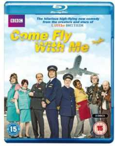 Come Fly with Me - Series 1 Blu-ray