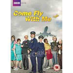 Come Fly Me 1 DVD