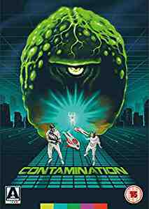 Contamination DVD