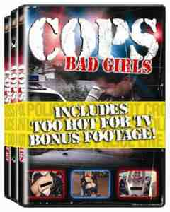 Cops DVD Region US NTSC