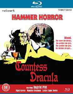 Countess Dracula Blu ray Ingrid Pitt