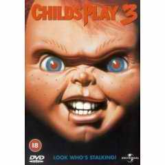 Child's Play 3 DVD cover