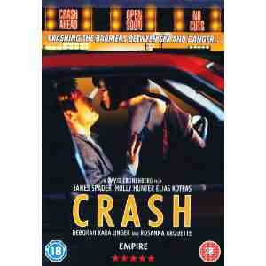 Crash DVD James Spader