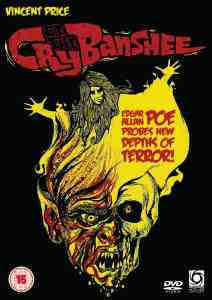 Cry Banshee DVD Vincent Price