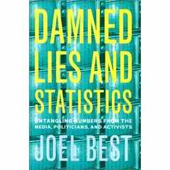 Damned Lies & Statistics book cover