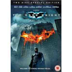 Dark Knight Discs DVD