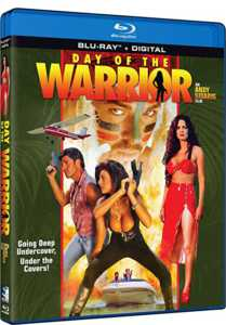 Day of the Warrior Blu-ray