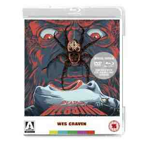 Deadly Blessing Dual Format Blu ray