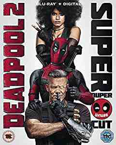 Deadpool 2 Plus Digital Download) Blu-ray