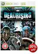 Dead Raising game box