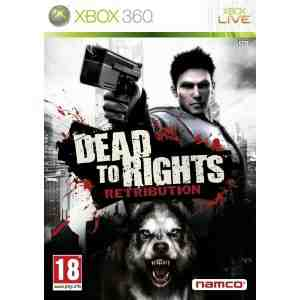 Dead Rights Retribution Xbox 360