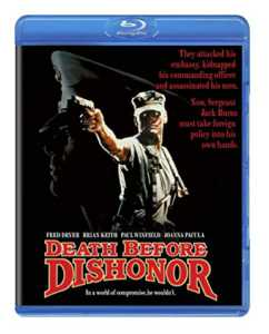 Death Before Dishonor Blu-ray