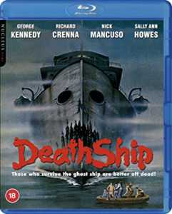 Death Ship - Special Edition Blu-ray