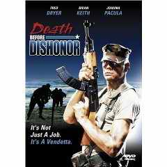 Daeth Before Dishonor DVD