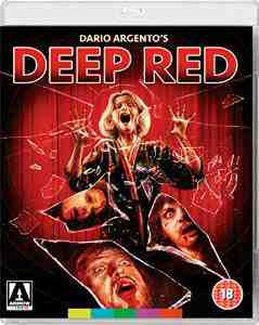 Deep Red Blu Ray David Hemmings