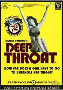 Deep Throat Collector's Edition Series DVD