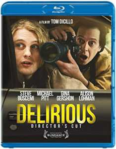 Delirious: Director's Cut Blu-ray
