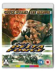 Delta Force Blu ray Chuck Norris