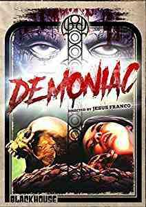 Demoniac DVD
