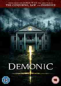 Demonic DVD Maria Bello