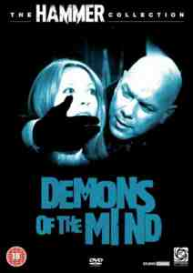 Demons Mind DVD Paul Jones