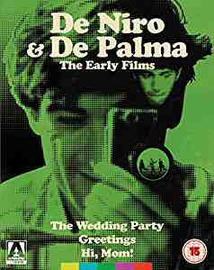 De Palma & De Niro: The Early Films Blu-ray