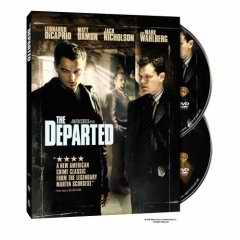 The Departed DVD cover