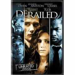 Derailed Unrated Widescreen Clive Owen