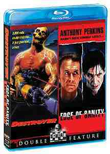 Destroyer Sanity Blu ray Anthony Perkins