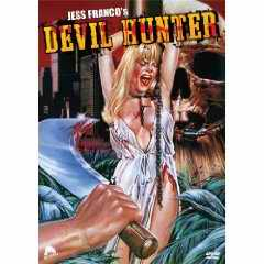 Devil Hunter DVD