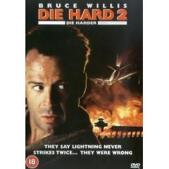 Die Hard 2 DVD cover