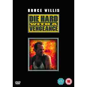 Die Hard Vengeance DVD