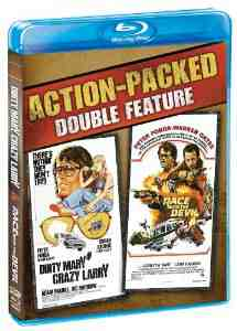 Dirty Crazy Larry Devil Blu ray