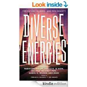 Diverse Energies K Tempest Bradford ebook