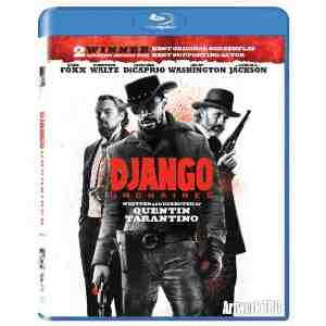 Django Unchained Blu ray UV Copy