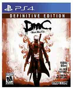 DMC Devil May Cry Definitive PlayStation