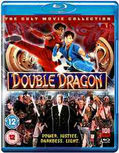 Double Dragon Blu ray Robert Patrick