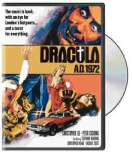 Dracula A D 1972 DVD Christopher 2005