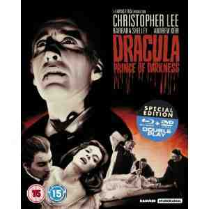 Dracula Prince Of Darkness Blu ray