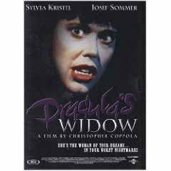 Dracula's Widow DVD cover