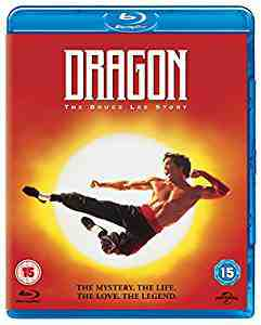Dragon: Bruce Lee Story Blu-ray