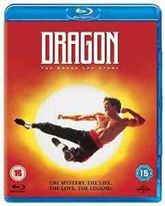 Dragon Bruce Lee Story Blu ray Jason Scott
