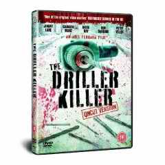 Driller Killer DVD