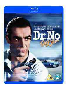 Dr No Blu ray Sean Connery