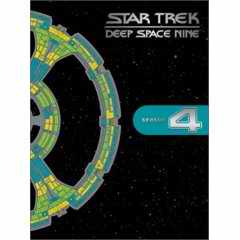 Deep Space Nine: Season 4 DVD cover