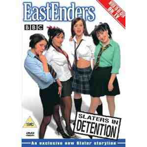 Eastenders The Slaters Detention DVD
